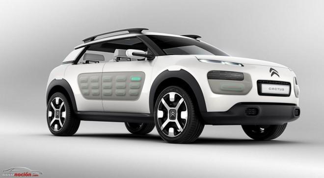Airbumps: Diseño y seguridad para el Citroën Cactus