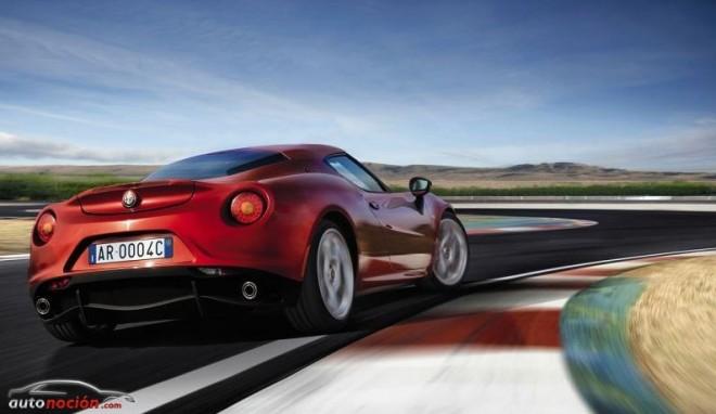 El futuro del Alfa 4C: Una variante tipo Targa y otra de Carreras además de lujosas ediciones