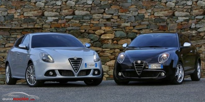Alfa Romeo Guilietta y Mito Model Year 2014