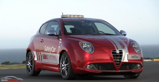 Alfa Romeo renueva su acuerdo de patrocinio con el Mundial de Superbikes