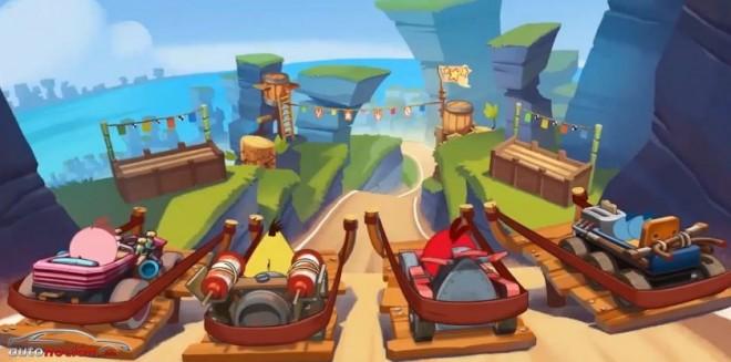 Angry Birds Go!: para los amantes de los Karts