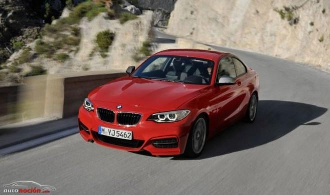 Así es el BMW Serie 2: Se filtran las imágenes antes de su lanzamiento