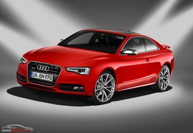 El Audi A5 Coupé se viste de edición especial: A5 DTM Champion