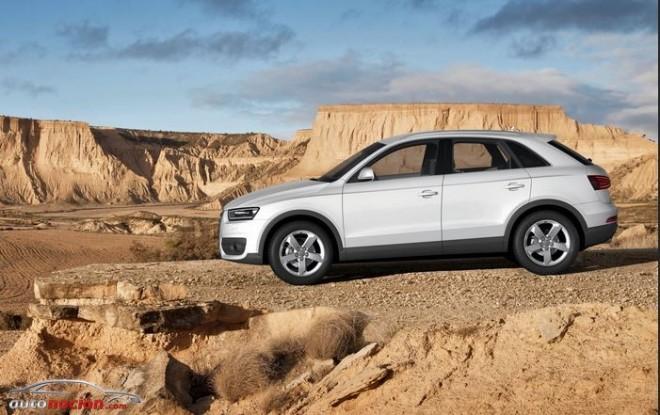 El Audi Q1 llegaría en 2016 y se basará en la próxima generación del Polo
