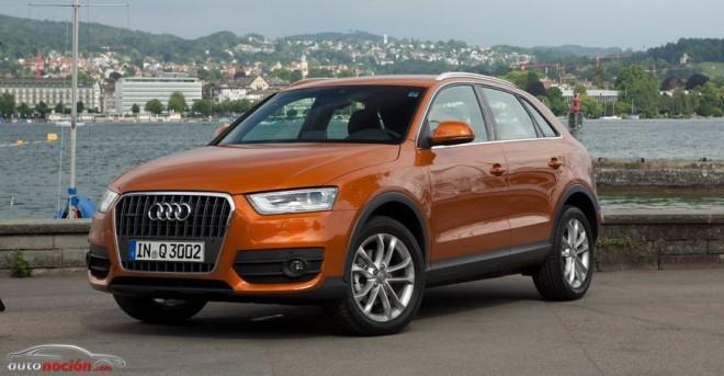 El Seat León y el Audi Q3 evitan un ERTE en Martorell