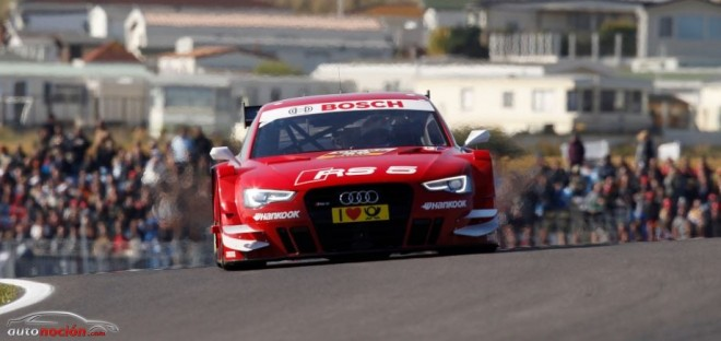 ¿Qué logrará Audi en la última carrera del DTM en Hockenheim?