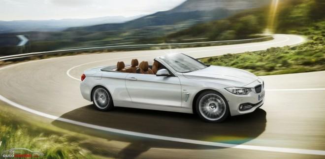 BMW cabrio Serie 4