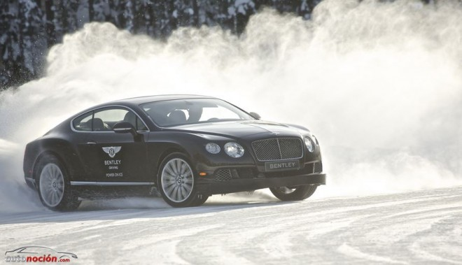 Bentley Power on Ice 2014