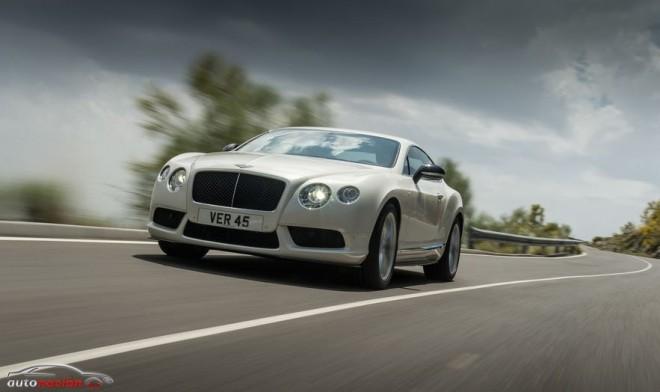 Bentley más cerca de alcanzar su objetivo de crecimiento del 10%