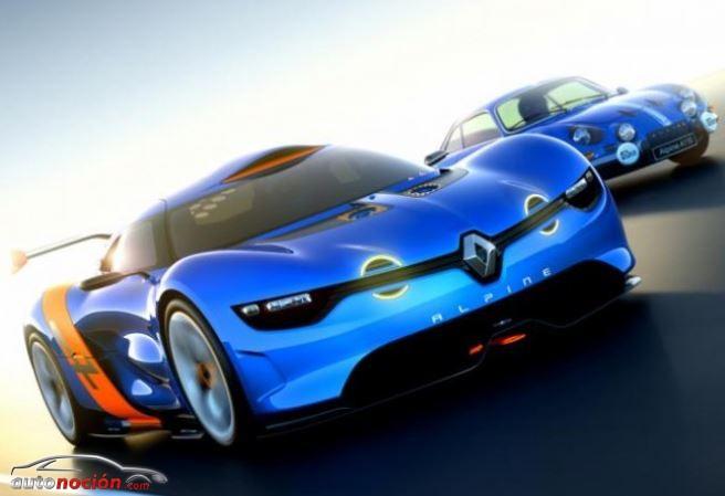 El futuro modelo de Alpine se retrasará por tensiones creativas entre Renault y Caterham