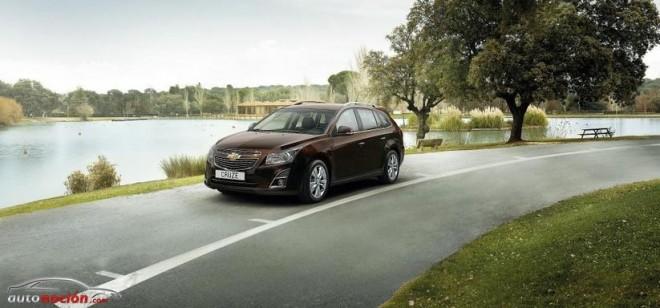 Chevrolet se va de Europa