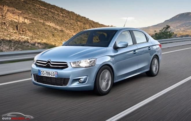 El Citroën C-Elysée ahora disponible con la nueva caja pilotada ETG