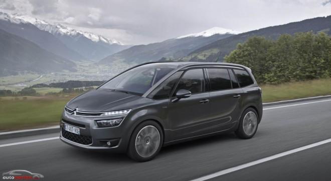 Nuevo Citroën Picasso BlueHDI: 150 cv ecológicos