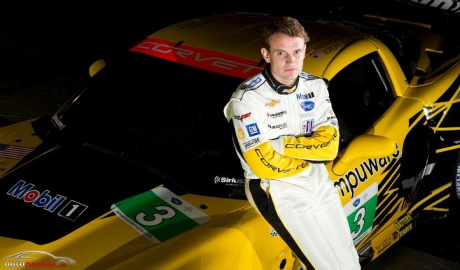 Corvette Racing gana las American LeMans Series