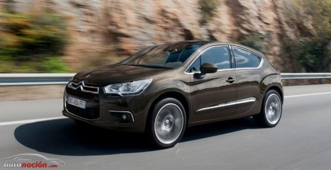 El Citroën DS4 también equipará la nueva caja pilotada ETG6