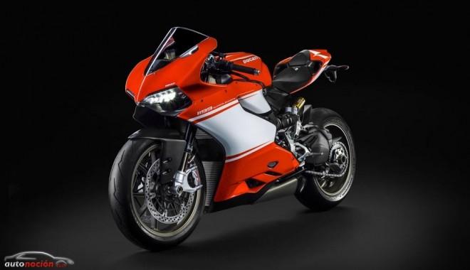 Ducati 1199 Superleggera: máximas prestaciones