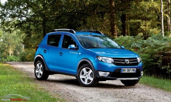 Dacia presentará en Frankfurt los Sandero y Logan con caja robotizada