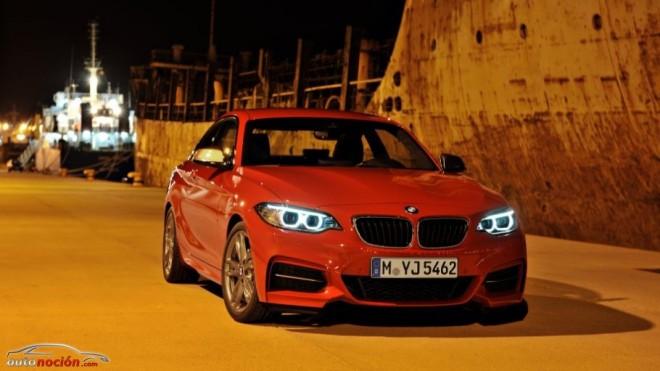 Los detalles más importantes del BMW Serie 2 coupé