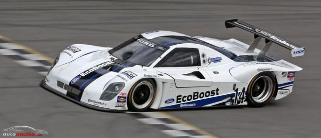 Nuevo récord de velocidad en Daytona: 358.84 km/h