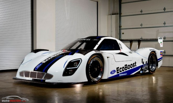 El Motor Ford EcoBoost V6 3.5 debutará en las 24 horas de Daytona de 2014