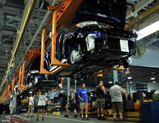 Ford celebra el centenario de su gran idea, la línea de montaje