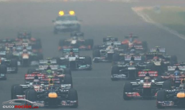 Rápido y emocionante: Gran Premio de F1 de India