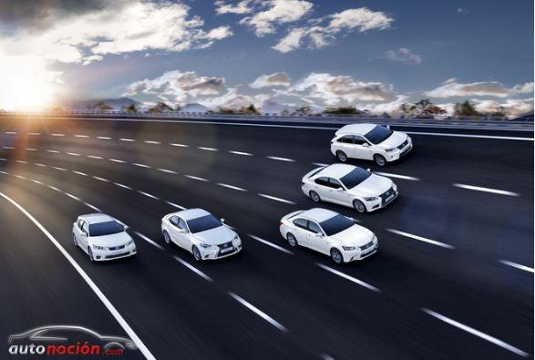 Lexus placa al diésel con el IS 300h y su gama Hybrid Drive