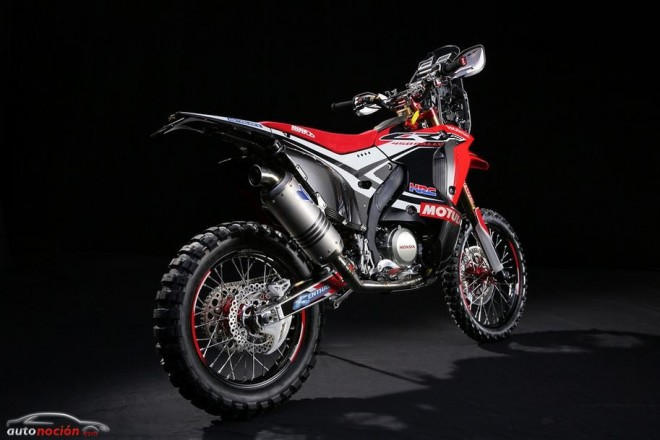 Honda CRF 450 Rally 01