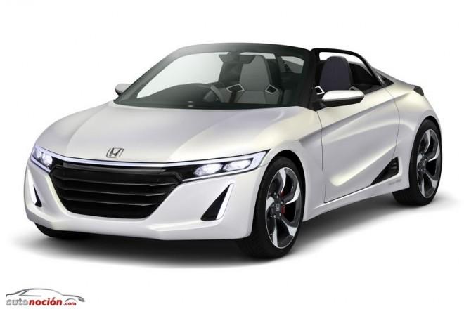 Una línea deportiva de Honda podría traernos un roadster ligero con motor central y tracción trasera