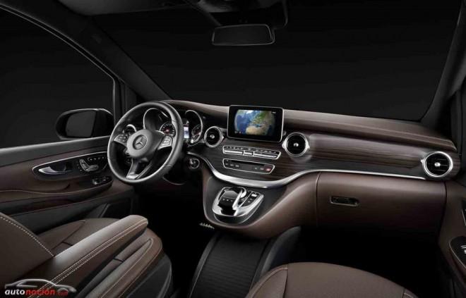 Así es la Clase V de Mercedes: El perfecto sustituto de la Viano