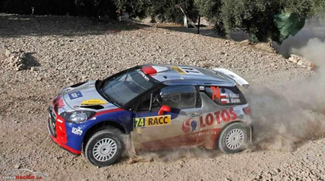 WRC2: Kubica gana el Rally de España y certifica el título mundial