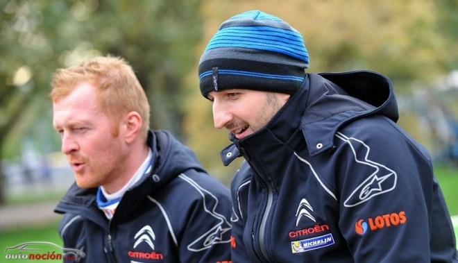 Kubica estará en el Rally de Gales con un WRC