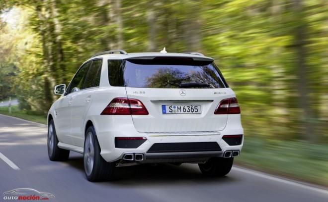 Mercedes nos mostrará un competidor del BMW X6