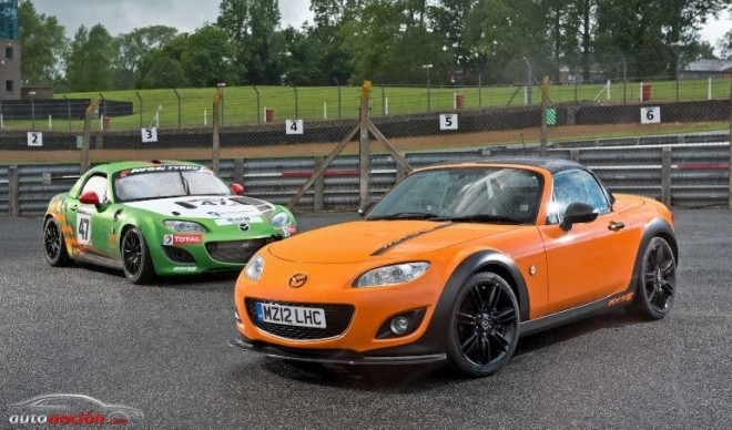 El Mazda MX-5 GT ve la luz verde: Así son los cambios de Jota Sport