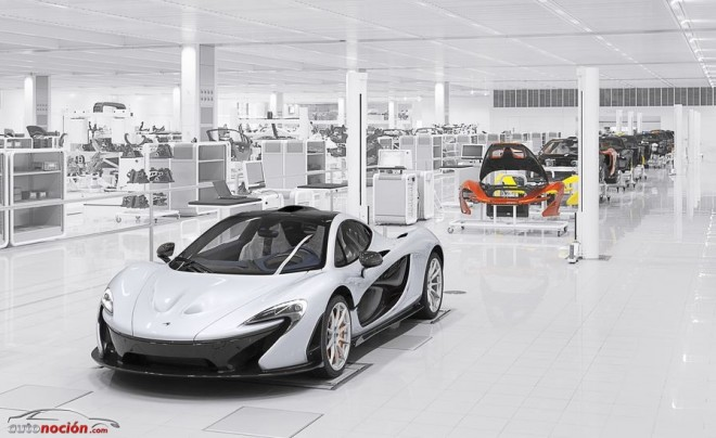 McLaren confirma lo brutal que es el P1: Un híbrido de alto rendimiento