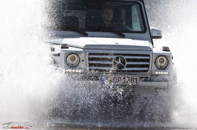 El Kumho Solus KL21calzará a todas las unidades del Mercedes Clase G