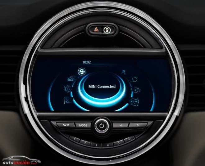 Los nuevos sistemas de asistencia a la conducción de MINI