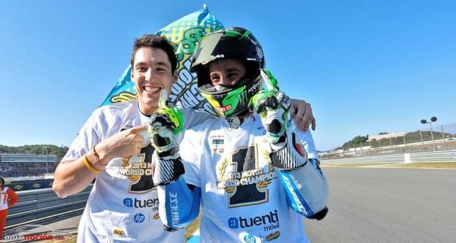 Moto2: Carrera por eliminación y título para Pol Espargaró