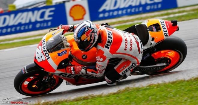 MotoGP: Pedrosa vence y Márquez acaricia el título