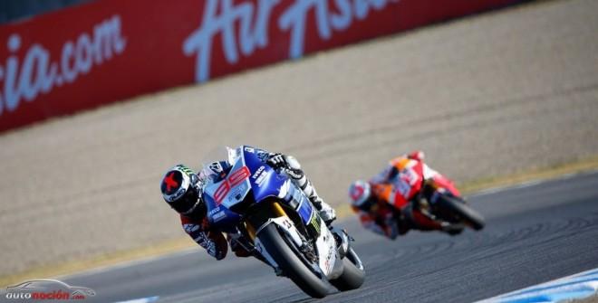 MotoGP: Victoria para Lorenzo pero a Márquez le vale ser cuarto en Valencia