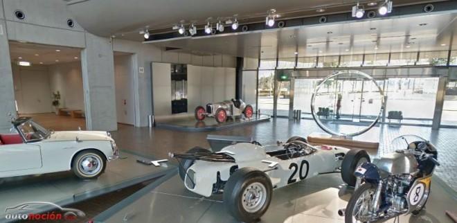 Visita el Honda Collection Hall desde tu casa gracias a Google
