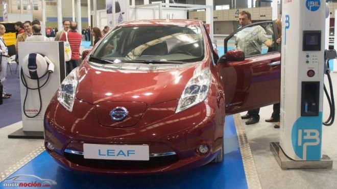 Nissan pondrá 101 puntos de carga rápida en España