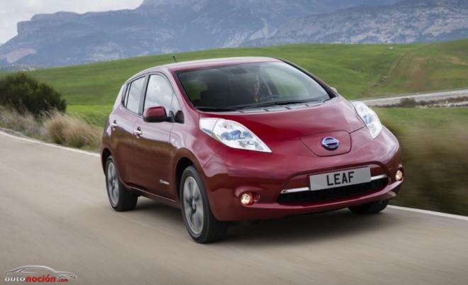 Nuevo Nissan Leaf Acenta Limited Edition: Con cargador súper rápido de serie que reduce el tiempo a la mitad