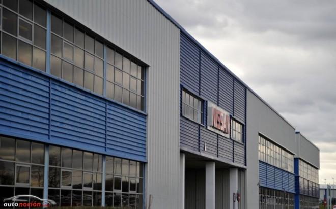 Nissan empieza la ampliación en Sunderland para acoger a los modelos de Infiniti