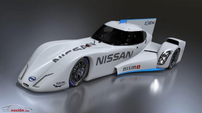 Nissan presenta el ZEOD RC: un eléctrico para Le Mans