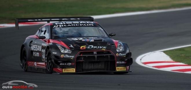 Carrera complicada para Nissan en el Circuito de Navarra