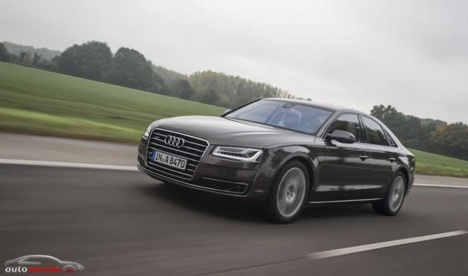 Nuevo A8: el buque insignia de Audi nos acerca a la excelencia