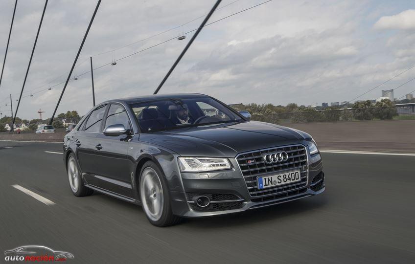 Audi podría estar trabajando en un diésel con ocho cilindros: Para los A8 y Q7