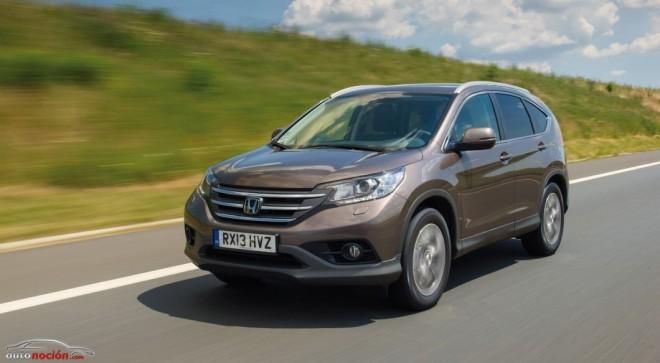 Honda CR-V 1.6i-DTEC: Eficiencia sobre todas las cosas