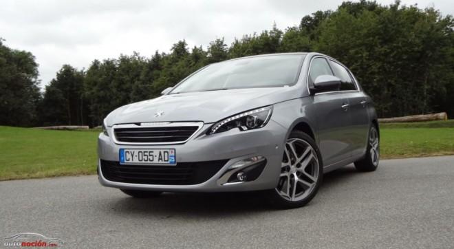 Toma de Contacto Nuevo Peugeot 308 1.6 THP Allure: Acaba de llegar y ya es referencia en el Segmento C